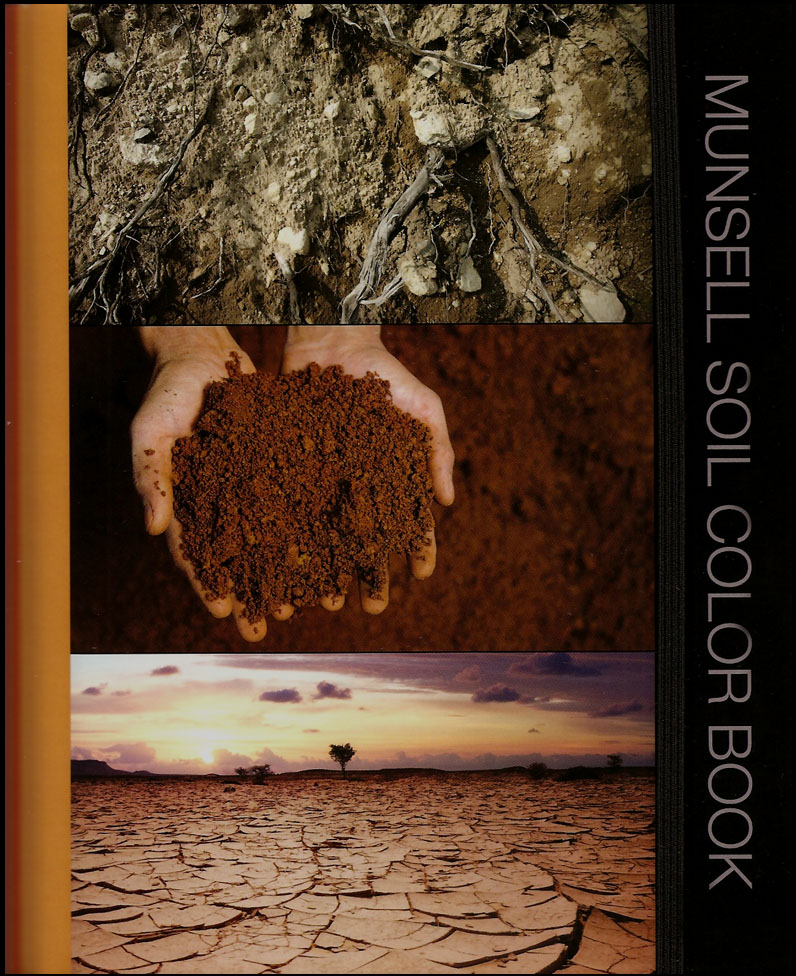 MUNSELL SOIL COLOR BOOK - (Carta de Solos Munsell)
