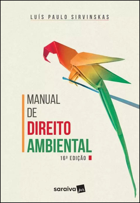 MANUAL DE DIREITO AMBIENTAL - (Sirvinskas)